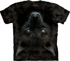 The Mountain Maglietta Bat Head Animal Bambino Unisex