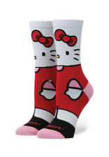 Stance calcetines de mujer HELLO KITTY BLANCO