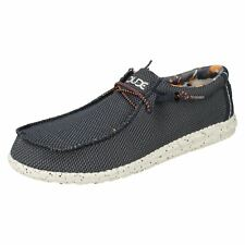 Mens Wally Sox Lace Up Casual Shoes By Hey Dude £50.00