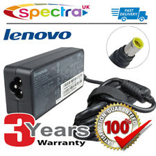 Genuine Original Lenovo ThinkPad Laptop Charger AC Adapter Supply + Power Cable