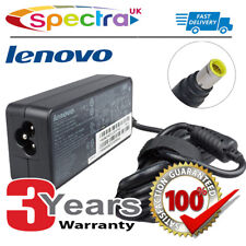 Genuine Original Lenovo ThinkPad 90w Laptop Charger Adapter Supply + Power Cable