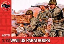 AIR01751 - * Airfix 1:72 - WWII US Paratroops