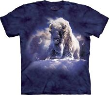 The Mountain Maglietta His Divine Presence Zoo Adulto Unisex