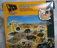 JCB Connecting world Recycling Plant /Construction site Playset