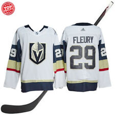 Vegas Golden Knights #29 Marc Andre Fleury White Hockey Jersey All Sewn On