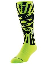 Chaussettes Motocross Troy Lee Designs Skully GP Jaune
