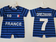 BODY ENFANT FRANCE GRIEZMANN  /MBAPPE foot SUPERBE