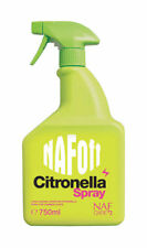 NAF OFF Citronella Spray Horse Fly Protection - 750ml Spray or 2.5 Litre Refill