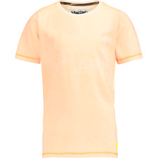 VINGINO T-SHIRT HAICO SOFT NEON ORANGE NEU Gr. 110,140