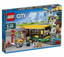 LEGO City Bus Station 60154 *BRAND NEW SEALED* **SAME DAY DESPATCHED**