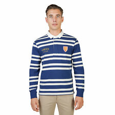 Oxford University Oxford University Polo Oxford University Uomo Blu 74058 Polo U