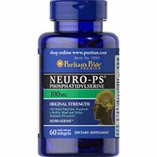 Neuro-Ps Fosfatidilserina 100 mg 60 cápsulas