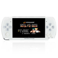 Player 32bit 4.3'' Built-in Portable Gift Game 8gb Video Console Handheld Fun
