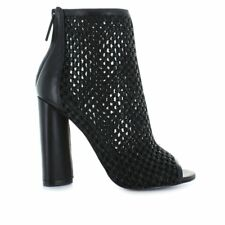 Scarpe da Donna Tronchetto Open Toe Galla Nero Kendall And Kylie Primavera Estat