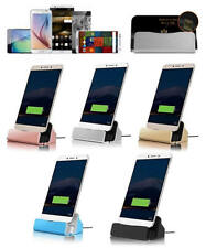 Universal Quick Charger Docking Stand Android Mobile For Samsung, LG, Sony, HTC