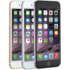 Apple Iphone 6 (16 / 64 / 128 GB) FACTORY UNLOCKED PHONE LTE Refurbished