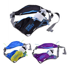 Portable Running Waist Bag Pouch Water Bottle Holder With Adjustable Strap LY