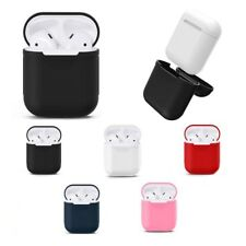 Silicone Skin Case with Sport Strap for Apple for Airpods.
