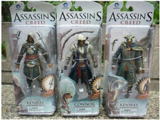 Action figure Assassins Creed Assassins's game doll Edward Canvey Cosplay