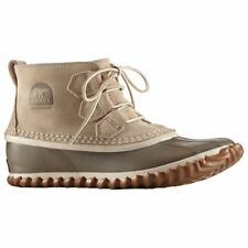 Sorel Out N About Rain Womens Boots - Oatmeal Natural All Sizes