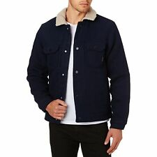 Quiksilver Hawea Mens Jacket - Navy Blazer All Sizes