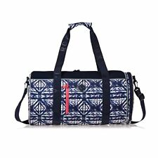Roxy El Ribon Womens Bag Duffle - Dress Blues Geometric Feeling One Size