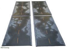Urban Straight Roads 28mm (Wargames Terrain/Scenery) Warhammer 40K, Warpath