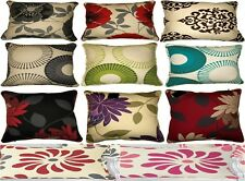 New Floral Printed Cushion Covers 18'' x 18''