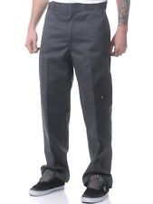Pantalon de Protection Dickies Double Knee Gris Gris