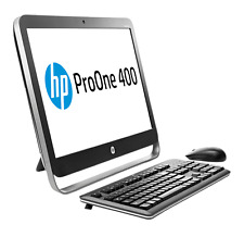 HP ProOne 400 G1 AiO Core i5-4590T 16GB 525GB SSD 23'' Windows 10 Pro