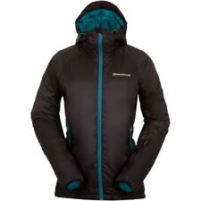 Montane Prism Womens Jacket Synthetic Fill - Black All Sizes