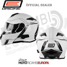 CASCO MODULARE CON INTERFONO BLUETOOTH V271 ORIGINE DELTA MOTION WHITE MOTO