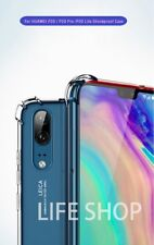 Huawei P20 Pro Lite Shock Proof Case Slim Silicone Ultra Soft Gel Phone Cover