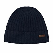 Barts Haakon Homme Couvre-chefs Bonnet - Navy Sd Une Taille