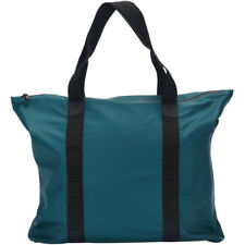 Rains Tote Unisexe Sac à Provisions - Dark Teal Une Taille