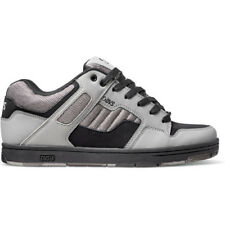 Dvs Enduro 125 Homme Chaussures Chaussure - Grey Charcoal Leather Toutes Tailles