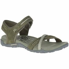 Merrell Terran Cross Ii Femme Chaussures Tongs - Dusty Olive Toutes Tailles