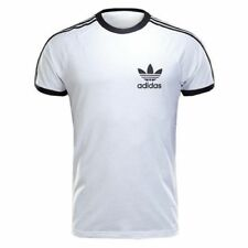 MENS ADIDAS SPORT ESSENTIALS CALIFORNIA TEE MENS T-SHIRT ORIGINALS WHITE S-XL