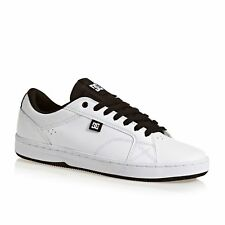 Dc Astor M Homme Chaussures Chaussure - White/white/black Toutes Tailles