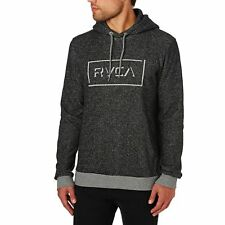 Rvca Big Speckle Homme Pull Sweater - Black Toutes Tailles