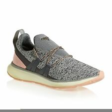 Roxy Set Seeker Femme Chaussures Chaussure - Heather Grey Toutes Tailles