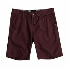 Quiksilver Everyday Chino Shorts - Vineyard Wine Toutes Tailles