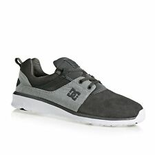 Dc Heathrow Se Homme Chaussures Chaussure - Grey/grey/white Toutes Tailles