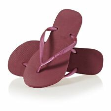 Havaianas Slim Femme Chaussures Tongs - Beet Toutes Tailles