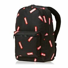 Globe Deluxe Homme Sac à Dos - Black/red Une Taille