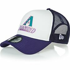New Era Mlb Coast To Trucker 9forty Homme Couvre-chefs Casquette - Arizona