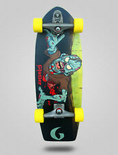 Surf skate GLUTIER with T12 Trucks. Surfskate Final Zombie 29