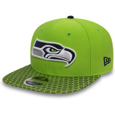 New Era 9fiftyof Nfl17 Onf Sl Homme Couvre-chefs Casquette - Seattle Seahawks