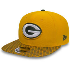 New Era 9fiftyof Nfl17 Onf Sl Homme Couvre-chefs Casquette - Greenbay Packers