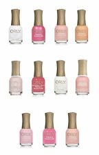 Orly French Manicure Collection Nail Polish Various Shades Beautiful Sheer 18ml
